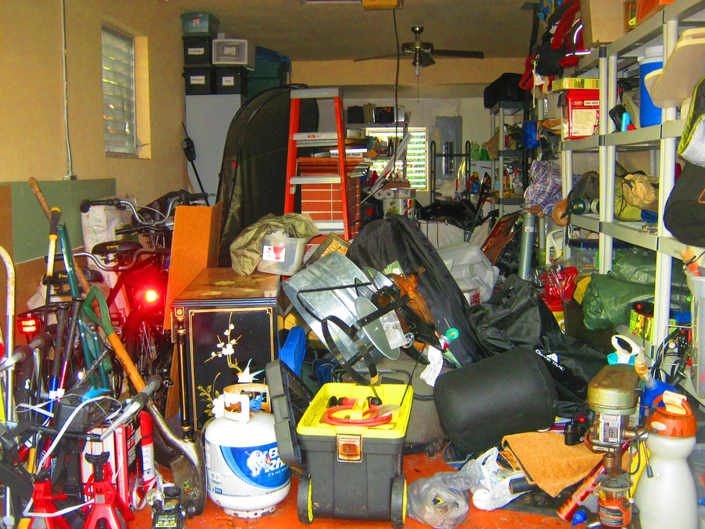 Garage Make Over Clutter Magic Llc